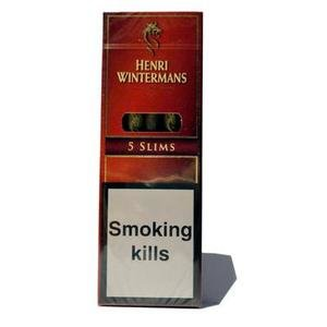 Henri Wintermans Slims - Pack of 5