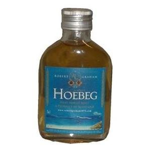 Hoebeg Single Islay Malt Whisky by Robert Graham 40% 5cl
