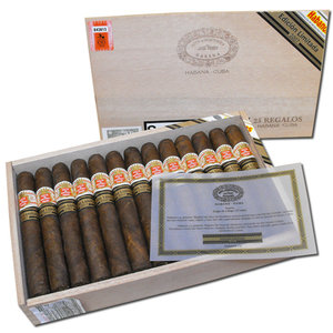 Hoyo de Monterrey Regalos Maduro Cigar (Limited Edition - 2007) - Box of 25