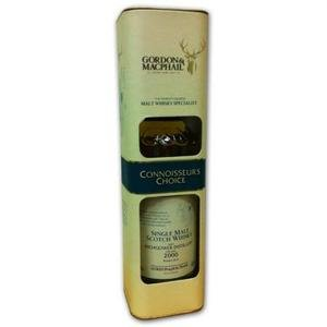 Gordon & MacPhails Inchgower 2000 Single Malt Scotch Whisky  (70cl 46%)