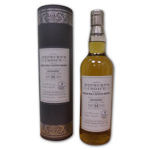 Hepburn's Choice Inchgower 2000 14 Years Old Single Malt Scotch Whisky (70cl 46%)