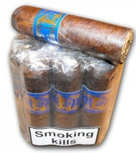 Inka Secret Blend - Azul Blue - Bombaso Maduro Cigar - Bundle of 10