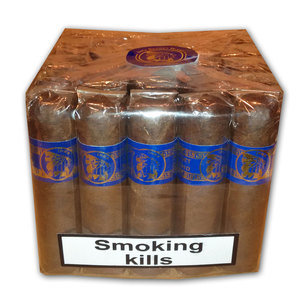 Inka Secret Blend - Azul Blue - Bombaso Maduro Cigar - Bundle of 25