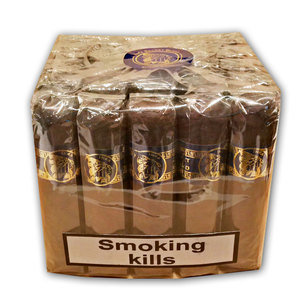 Inka Secret Blend - Azul Blue - Bombaso Natural Cigar - Bundle of 25