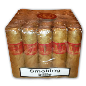 Inka Secret Blend - Rojo Red - Bombaso Natural Cigar - Bundle of 25