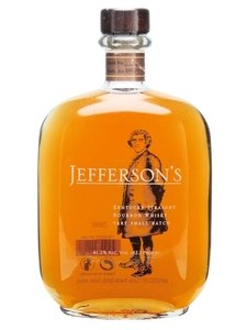 Jefferson's Bourbon Whiskey (41.2% 70cl)
