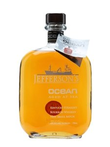 Jefferson's Ocean 'Aged at Sea' Bourbon Whiskey (45% 75cl)
