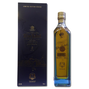 Johnnie Walker Blue Label Ryder Cup Scotch Whisky 2014 70cl 40%