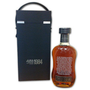 Jura 1984 Single Malt Scotch Whisky (70cl 44%)