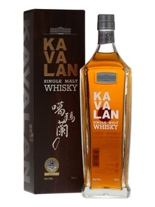 Kavalan Single Malt Whisky 40% 70cl
