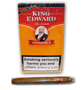 King Edward Invincible Cigar - Pack of 5
