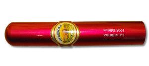 La Aurora Preferidos Robusto Cigar - Ruby - 1 Single