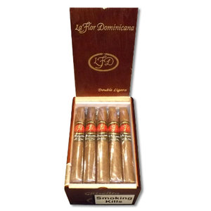 La Flor Dominicana - Double Ligero Chiselito Cigar - Box of 20