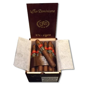 La Flor Dominicana - Ligero 200 Cigar - Box of 24