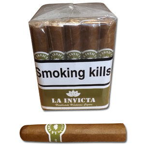 La Invicta Honduran Tres Petit Corona Cigar - Bundle of 25