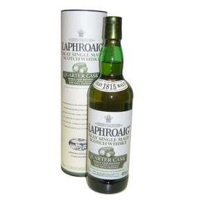 Laphroaig Single Malt Scotch Whisky Quarter Cask 48% Vol 70Cl