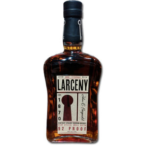 Larceny Small Batch Kentucky Bourbon 46% 100cl