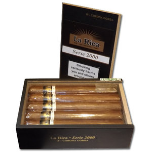 La Rica Serie 2000 - Corona Gorda Cigar - Box of 10