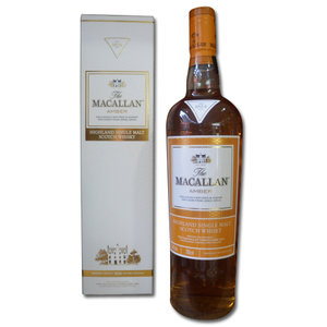Macallan Amber Single Malt Scotch Whisky 70cl 40%