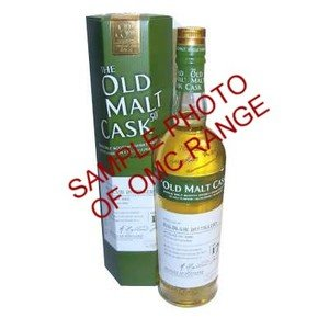Miltonduff 21 Years Old 1990-2012 Old Malt Cask Single Malt Scotch Whisky 50% 70cl