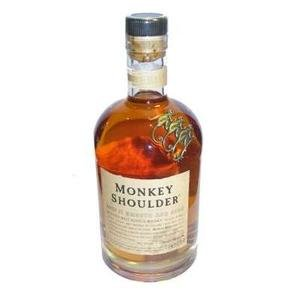 Monkey Shoulder Blended Single Malt Scotch Whisky 40% 70cl