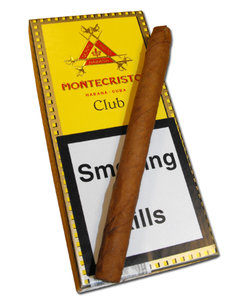 Montecristo Club Cigarillos - Pack of 10