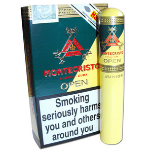 Montecristo Open J. Tubed Cigar - Pack of 3