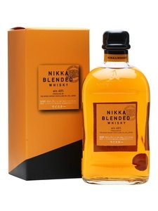 Nikka Blended Whisky (40% 70cl)