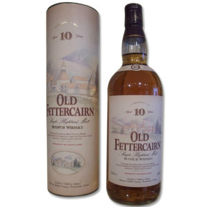 Old Fettercairn - 10 Year Old Single Malt Vintage Bottling (1 litre, 40% ABV)