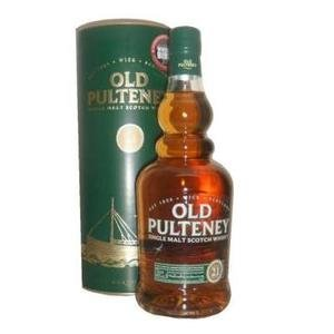 Old Pulteney 21 years old 70cl Single Malt Scotch Whisky  46%