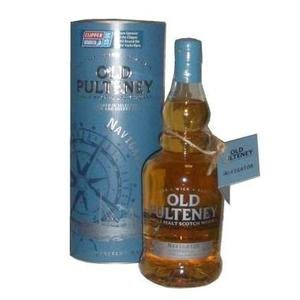 Old Pulteney Single Malt Scotch Whisky Navigator 46% Vol 70Cl