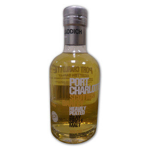 Port Charlotte Heavily Peated Scottish Barley 20cl 50%