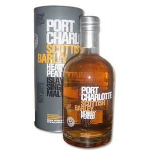 Port Charlotte Single Malt Scotch Whisky Scottish Barley 50% Vol 70Cl