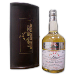 Port Ellen 1979-2008 - 28 years - Old & Rare 70cl 53.9%