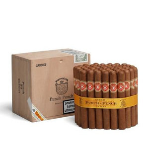 Punch Punch Cigar - Cabinet of 50