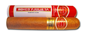 Romeo y Julieta Wide Churchill Cigar - Tubed - 1 Single