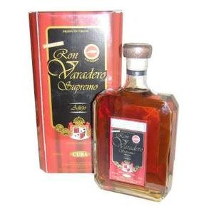 Ron Varadero Supremo Cuban Rum 70cl 38%