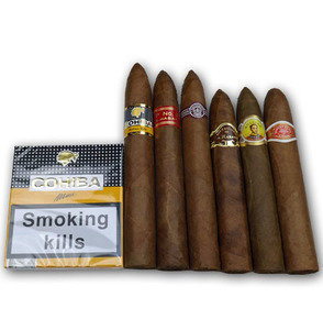 Daily Cigar Sampler 5 - Friday Selection