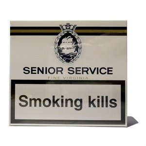 Senior Service - 1 Pack of 20 cigarettes