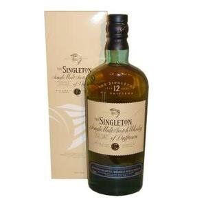 Singleton of Dufftown 12 Years Old Single Malt Scotch Whisky (70cl 40%)