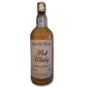Specially Selected Malt Whisky (Victoria Wine) 75cl 40%