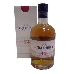 Strathisla 12 Year Old Single Malt Scotch Whisky (70cl 43%)