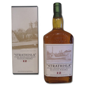 Strathisla 12 Years Old (1990s) Single Malt Scotch Whisky 43% 1 Litre