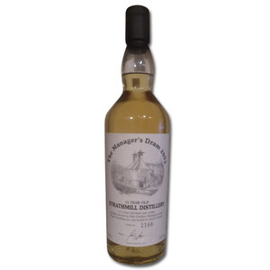 Strathmill 15 year old Manager's Dram 2003 70cl 53.5%