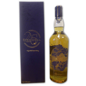 Strathmill 25 Year Old 1988 Single Malt Scotch Whisky 70cl 52.4%