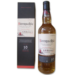 Stronachie 10 year old 70cl 43%