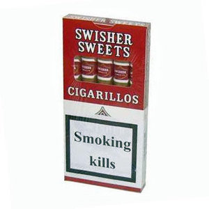 Swisher Sweets Cigarillos - Pack of 5