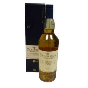 Talisker 10 year old (20cl)