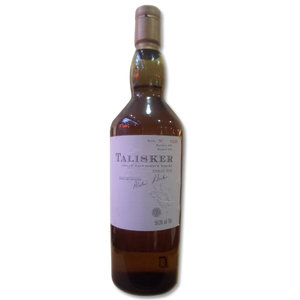 Talisker 1989-1999 Single Malt Scotch Whisky 70cl 59.3%