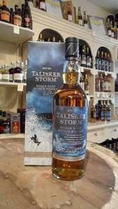 Talisker Storm Single Malt Scotch Whisky (70cl 45.8%)